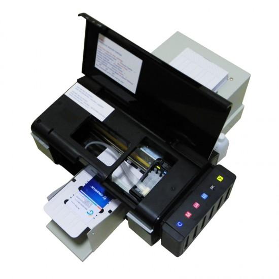 High Speed CD Automatic Printer PVC ID Card Printer