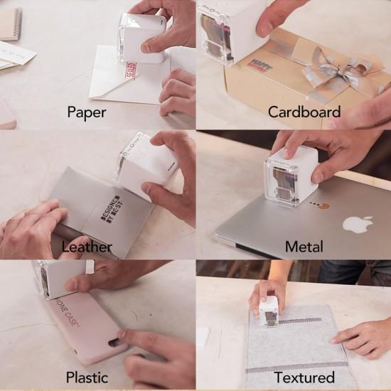 Mbrush Printer Color Portable Mini Handheld Printer