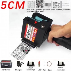5CM Date Label Portable Thermal inkjet printer