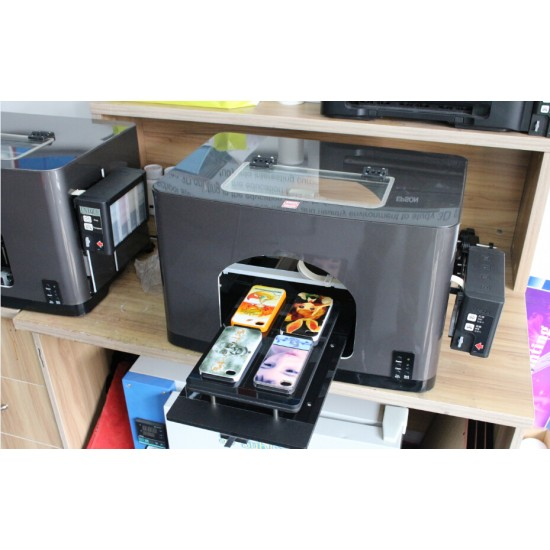 3D Multifunction Printer Phone Case Mug Printer Cylinder Printing Printer