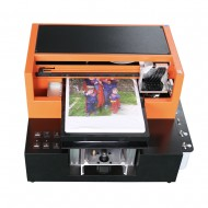 A3 8 Color Discolor DTG Printer