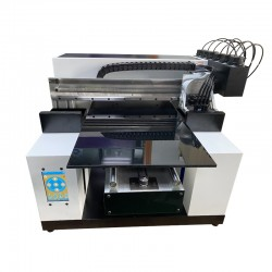 New A3 DTG Printer Direct to Garment Printer T-shirt Printing Machine with Touch Screen