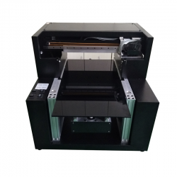 6 Colour A3 UV Printer Embossed And Glossy Printing Machine
