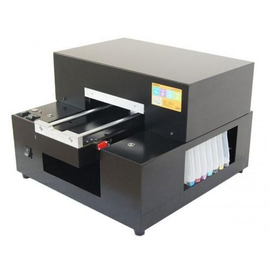 Economical 6 Color A4 DTG T-Shirt Printer