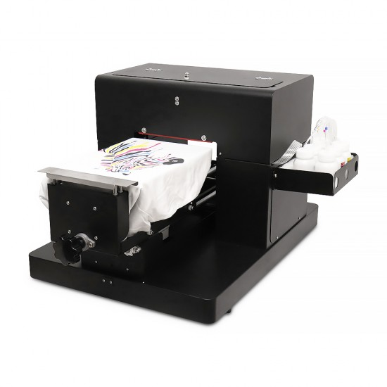 A4 Size DTG Printer T-shirt Printing Machine
