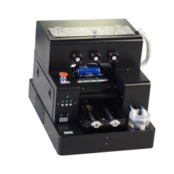 Full Automatic A4 UV Printer Cylinder Printer Bottle Printer