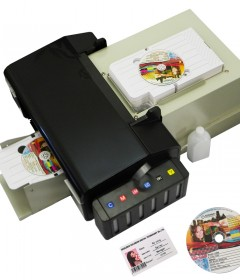 Card & CD Printer