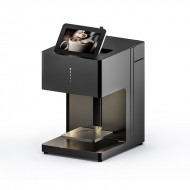 3D Latte Coffee Printer Full Smart with Screen