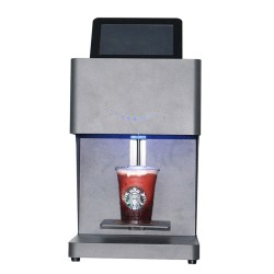 Coffee Printer with Screen