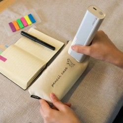 Inkjet Printer Printpen For Small Gifts Logo Picture
