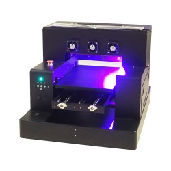 Spot UV Printing Machine Glossy UV Coating Printer