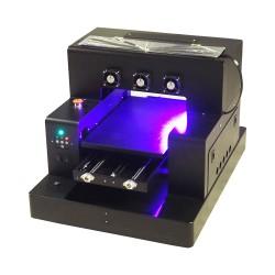 Full Automatic A3 UV Flatbed Printer Cylinder Printer