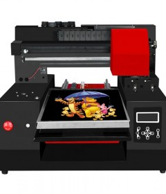 Smart T-shirt Printer