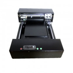 Headstone Photo Printer Porcelain Tomb Photos Printing Machine