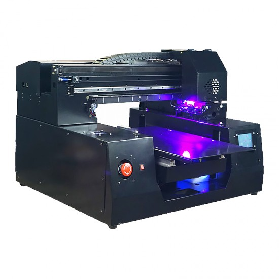 A2 UV Flatbed Printer Multifunction Printing Machine with TX800